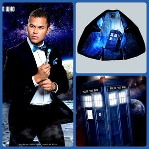 Other - Dr. Who TARDIS Suit Jacket